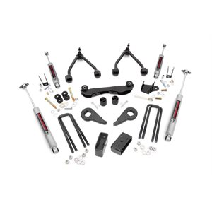 2 - 3IN GM SUSPENSION LIFT KIT (REAR BLOCKS)