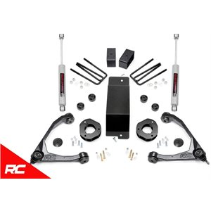 3.5in GM Suspension Lift Kit w / Forged Upper Control Arms (14-1