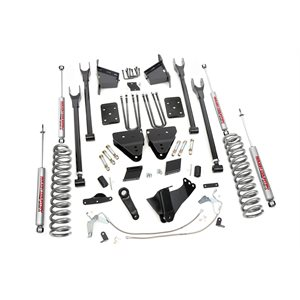 FORD F250 DIESEL 11-14 6'' SUSPENSION LIFT KIT