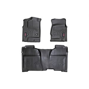 2014-2017 GM SILVERADO / SIERRA HEAVY DUTY FLOOR MATS