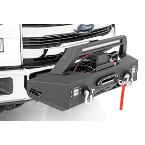 EXO Winch Mount System (09-21 Ford F-150)