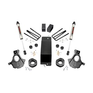 3.5IN GM SUSPENSION LIFT | KNUCKLE KIT (07-13 1500 PU 4WD) W / V2 Shocks