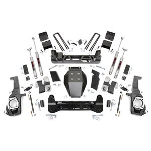 5IN GM NTD SUSPENSION LIFT KIT (11-19 2500HD / 3500HD)