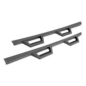 Jeep Contoured Drop Steps (18-20 Wrangler JL Unlimited | 4-Door