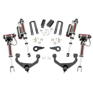3.5IN GM BOLT-ON SUSPENSION LIFT KIT (11-19 2500 / 3500HD) W / VERTEX SHOCKS