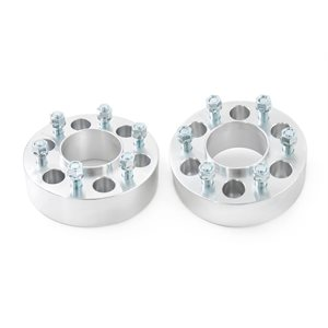 2-inch Ford Wheel Spacers | Pair (04-18 F-150)