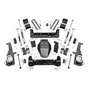GM 2020 2500HD 5IN LIFT KIT