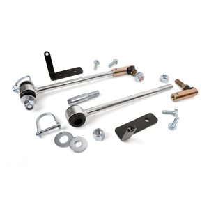 "JEEP JK 07-17 FRONT SWAY-BAR DISCONNECTS (2.5"")"