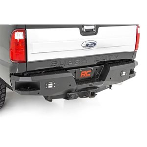 FORD HEAVY-DUTY REAR LED BUMPER (99-16 F-250 / F-350)