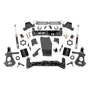 "GM 1500 2018 PU 4WD 7"" SUSPENSION LIFT KIT"