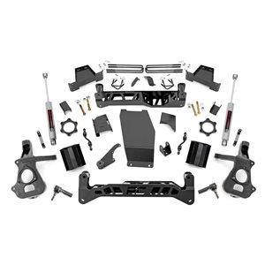 GM 2014-18 1500 7IN STAMPED 1STEEL & ALUM LCA KNUCKLE - N3