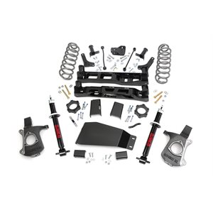 "GM AVALANCHE 2007-13 7.5"" SUSPENSION LIFT KIT W / STRUTS"