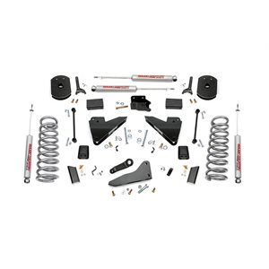 5-inch Radius Arm Drop Coil Spring Suspension Lift Kit (Gasolin