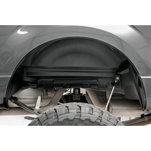 DODGE RAM 1500 / 2500 / 3500 09-16 REAR WHEEL WELL LINERS