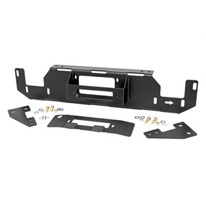FORD HIDDEN WINCH MOUNTING PLATE (15-19 F-150 | V8)