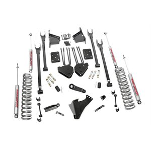"FORD F250 2017-18 DIESEL 6"" 4-LINK LIFT KIT W / O REAR OVERLOAD"