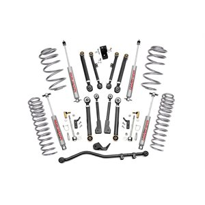 JEEP TJ 97-06 2.5'' X-SERIES SUSPENSION LIFT KIT