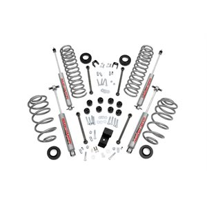 "JEEP TJ 03-06 6CYL 3.25"" LIFT KIT W / N2.0 SHOCKS"
