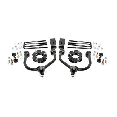3IN NISSAN BOLT-ON LIFT KIT (04-18 TITAN 4WD)
