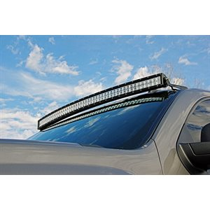"""MOUNT WINDSHIELD 50"""" CURVED GM PICKUP"""