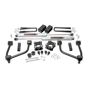 3.5IN TOYOTA BOLT-ON LIFT KIT (07-21 TUNDRA 4WD)