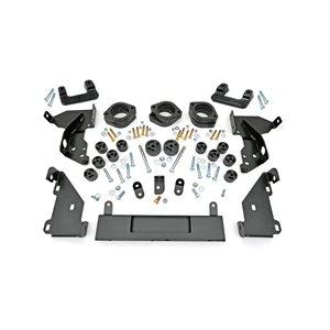 3.25IN GM COMBO LIFT KIT (14-15 1500 PU) (Factory Cast Steel