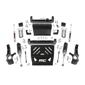 4IN GM SUSPENSION LIFT KIT (15-21 CANYON / COLORADO 2WD / 4WD | GAS & DIESEL)