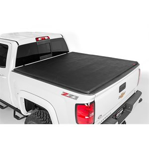 """FORD F250 / 350 99-16 SOFT TRI-FOLD BED COVER 6'5"""" W / O CARGO MGMT"""