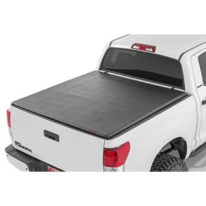 """TOYOTA TUNDRA 07-13 SOFT TRI-FOLD BED COVER (5'5"""" BED)"""